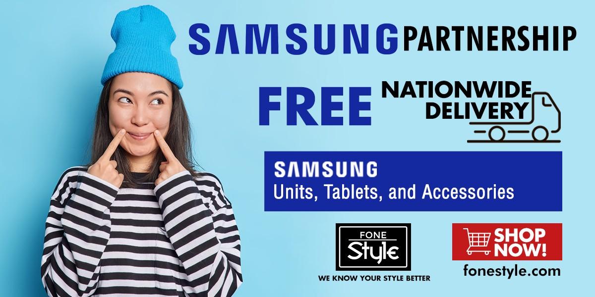 Samsung Free Shipping