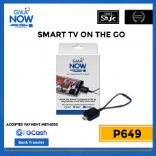 GMA Now Smart TV on the Go