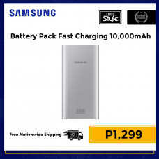 Samsung Battery Pack Slim Fast Charging 10,000 mAh with Type C USB connector