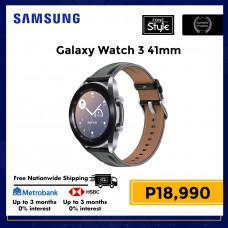 Samsung Galaxy Watch 3 41mm Stainless Steel