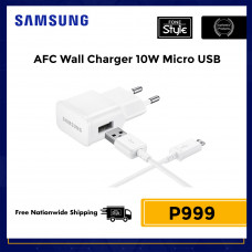 Samsung TA Adaptive Fast Charging 10W Wall Charger EU Plug with Micro USB Cable