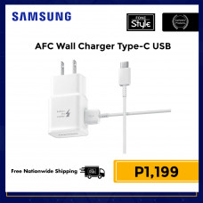 Samsung TA Adaptive Fast Charging 15W Wall Charger US Plug with Type-C USB Cable