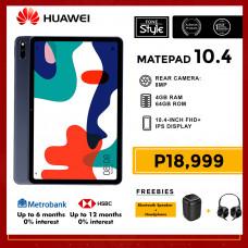 Huawei Matepad 10.4-inch Tablet 64GB Storage