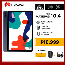 Huawei Matepad 10.4-inch LTE Tablet 128GB Storage