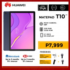 Huawei Matepad T10 LTE 9.7-inch Tablet 32GB Storage