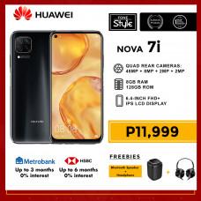 Huawei Nova 7i 6.4-inch Mobile Phone 128GB Storage