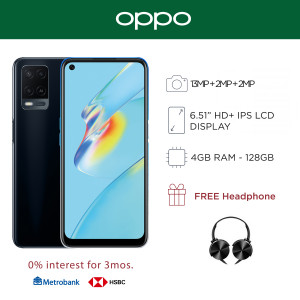 Oppo A54 Mobile Phone 6.51-inch Screen 4GB RAM and 128GB Storage