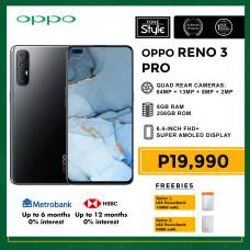 Oppo Reno 3 Pro Mobile Phone 6.4-inch Screen 8GB RAM and 256GB Storage