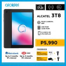 Alcatel 3T 8 4G 8.0-inch Tablet with 32GB Storage