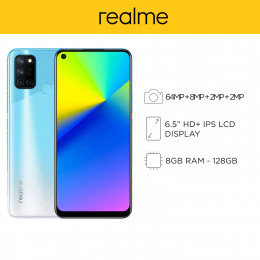 Realme 7i Mobile Phone 6.5-inch Screen 8GB RAM and 128GB Storage