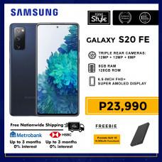 Samsung Galaxy S20 FE 6.5-inch Mobile Phone 128GB Storage