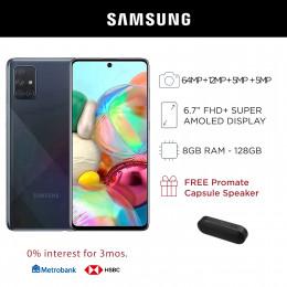 Samsung Galaxy A71 6.7-inch Mobile Phone 128GB Storage