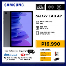 Samsung Galaxy Tab A7 10.4-inch Tablet 64GB