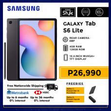 Samsung Galaxy Tab S6 Lite 10.4-inch Tablet 128GB Storage