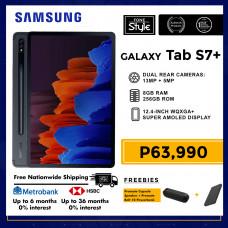 Samsung Galaxy Tab S7+ 12.4-inch Tablet 256GB Storage