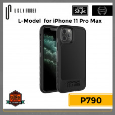 Ugly Rubber L-Model for iPhone 11 Pro Max