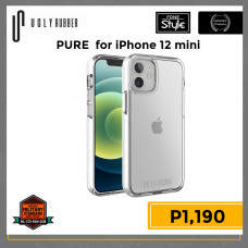 Ugly Rubber PURE for iPhone 12 mini