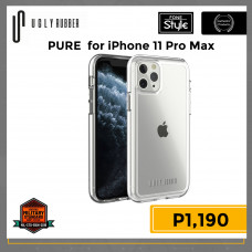 Ugly Rubber PURE for iPhone 11 Pro Max