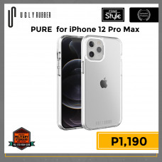 Ugly Rubber PURE for iPhone 12 Pro Max