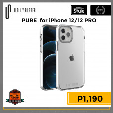 Ugly Rubber PURE for iPhone 12/12 Pro