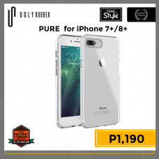 Ugly Rubber PURE for iPhone 7+ / 8+