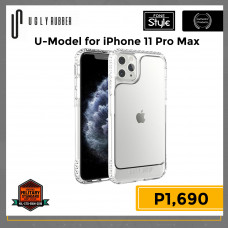 Ugly Rubber U-Model for iPhone 11 Pro Max