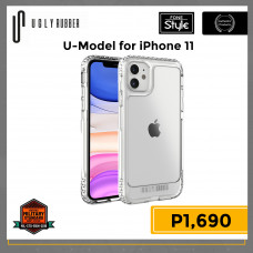 Ugly Rubber U-Model for iPhone 11