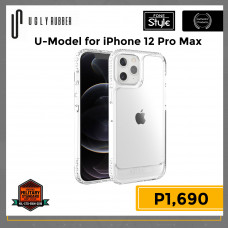 Ugly Rubber U-Model for iPhone 12 Pro Max