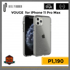 Ugly Rubber VOGUE for iPhone 11 Pro Max