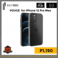 Ugly Rubber VOUGE for iPhone 12 Pro Max