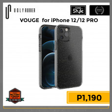 Ugly Rubber VOUGE for iPhone 12/12 Pro