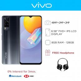 Vivo Y31 Mobile Phone 6.58-inch Screen 8GB RAM and 128GB Storage